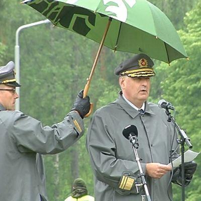 Maavoimien komentaja (1.7.2014) Seppo Toivonen