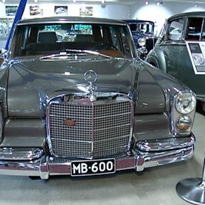 Mercedes-Benz Woikosken automuseossa