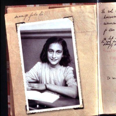 Anne Frankin päiväkirja.