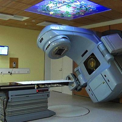 Etelä-Karjalan keskussairaalan sädehoitolaite