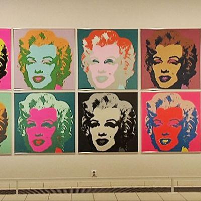Andy Warhol, Marilyn Monroe, Sara Hildénin taidemuseo