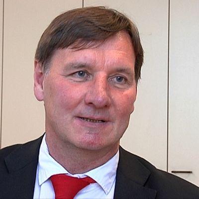 Kansanedustaja Jukka Gustafsson