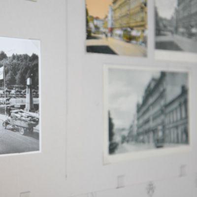 Vanhoja Turku-postikortteja