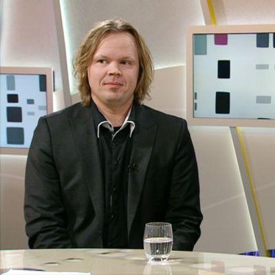 Riku Saaranluoma ja Kristiina Werner-Autio.