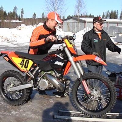 Heikki Timonen on voittanut Päitsin jo neljä perättäistä kertaa.