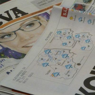 Sanomalehdet Kaleva ja Koillissanomat