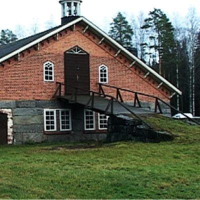 Etelä-Pohjanmaan museon kivinavetta