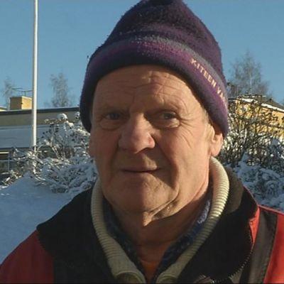 Raimo Poutiainen alias Rammari-Rami.