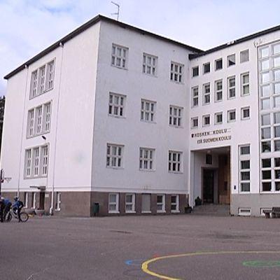 Kosken ja Itä-Suomen koulu.