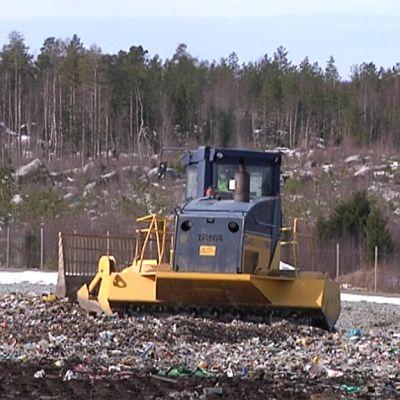 Jäteyhtiö Stormossenin kaatopaikka