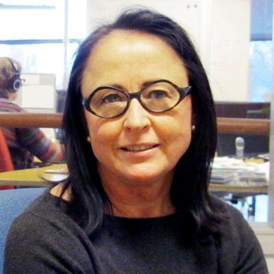 Psykoterapeutti Paula Pouttu.