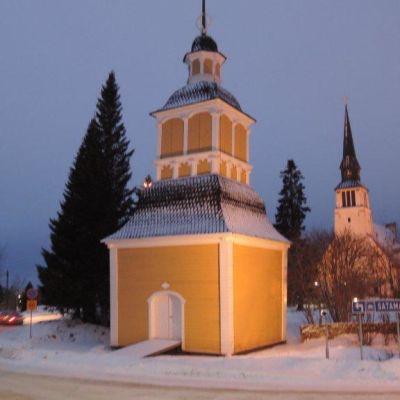 Kemijärven kirkon kellotapuli