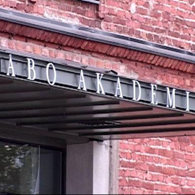Åbo Akademin Vaasan yksikkö.