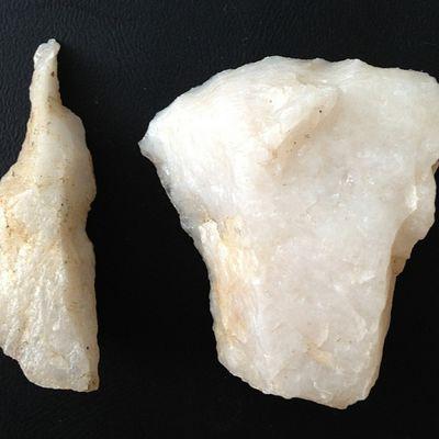 Suomussalmelta löydetyt kvartsista valmistetut pora ja kaavin