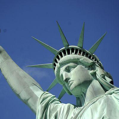 Vapaudenpatsas New Yorkissa