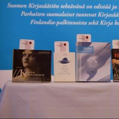 Tieto-Finlandia ehdokkaat 2013.