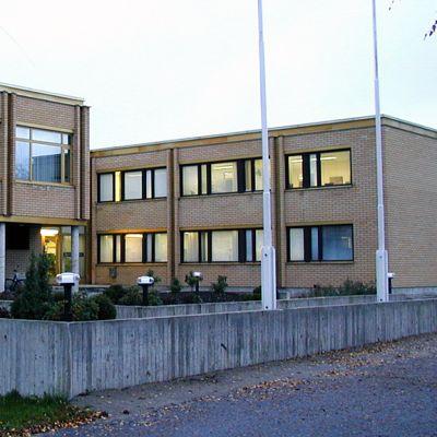 Jalasjärven kunnantalo.