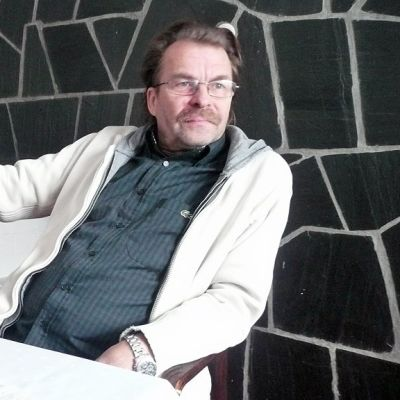 Tapahtumajärjestäjä Jari Kaipiainen