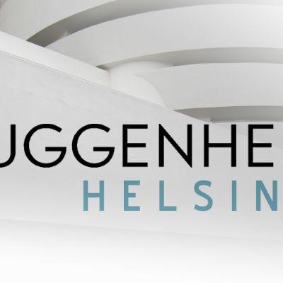 Imaginäärinen Guggenheimin julkisivu