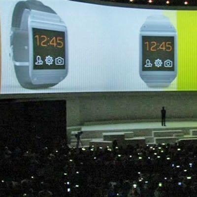 Samsung Galaxy älykellon julkistaminen