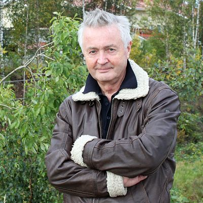 Laulaja Jukka Kuoppamäki