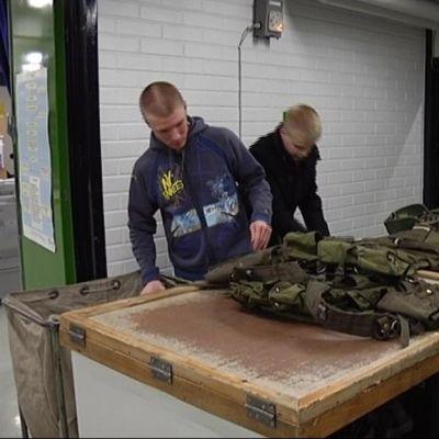Armeijan varustevarasto