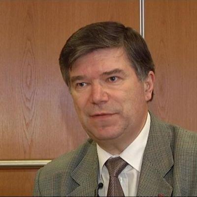 Kunnanjohtaja Seppo Huldén