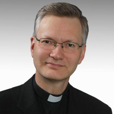 Mikkelin hiippakunnan piispa Seppo Häkkinen.