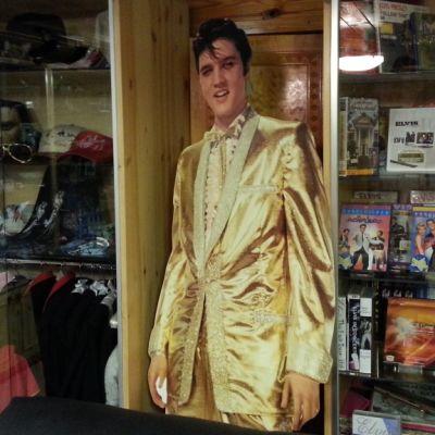 Elvis-fanituotteita