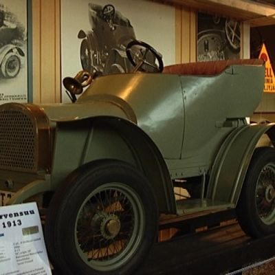 Suomen vanhin auto korvensuun mynämäellä valmistettu
