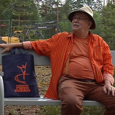Suven runoilija 2013 Pekka Kejonen