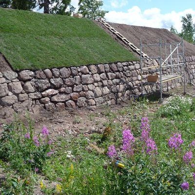 Kuva Fort Katariinan linnoituksesta