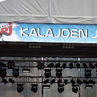 Kalajoen Juhannus Hiekkasärkeillä 2011.