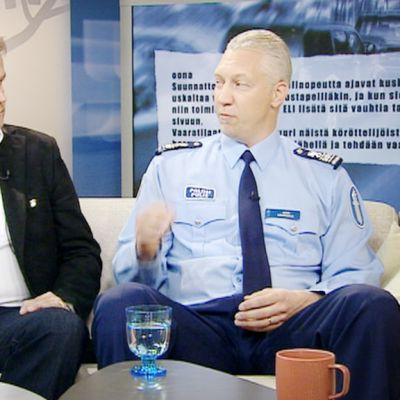 Jarmo Jokilampi ja Jussi Päivänsalo
