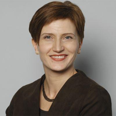 Kansanedustaja Susanna Huovinen (sd.)