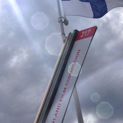 Suomen osastolla Cannesin 2013 elokuvajuhlilla on lippu salossa.