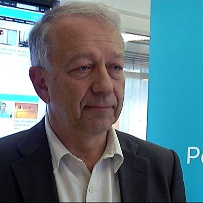 THL:n pääjohtaja Pekka Puska.