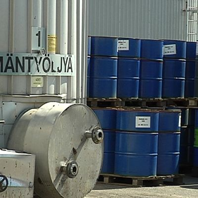 Arizona Chemicals Oulussa.