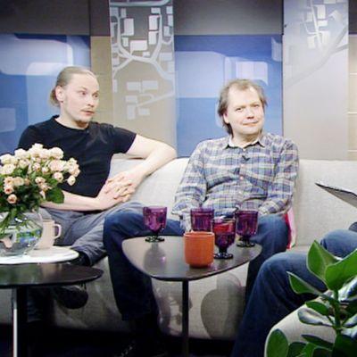 Aleksi Meaney, Sami Keski-Vähälä ja Kari Heiskanen