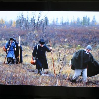 Arktiset tulet - näyttely, Arktikum, Rovaniemi