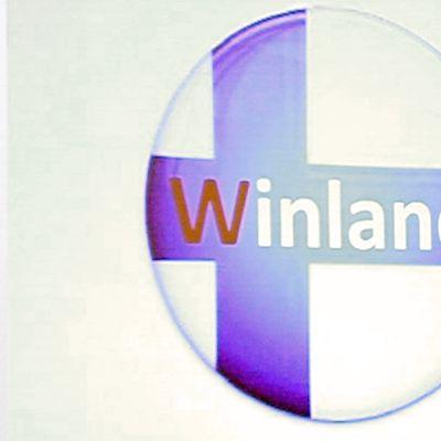 Wolfram Schmidt ja Winland-logo