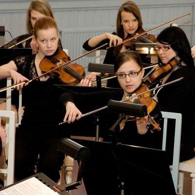 Jalas Chamber jousiorkesteri