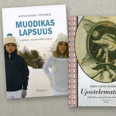 Vuoden tiedekirja -palkinnon saajat.