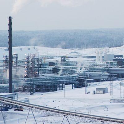 Kaivosyhtiö Talvivaara.