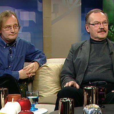 Vasemmalta Ville Suhonen Hannu Siitonen