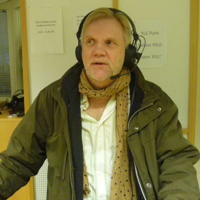 """Karjalohjan seurakunnan """"viimeinen mohikaani"""" Heikki Linnavirta."""