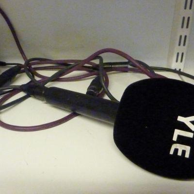 YLEn mikrofoni