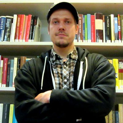 Hip hop -artisti Laineen Kasperi asui parikymmentä vuotta Lappeenrannassa.