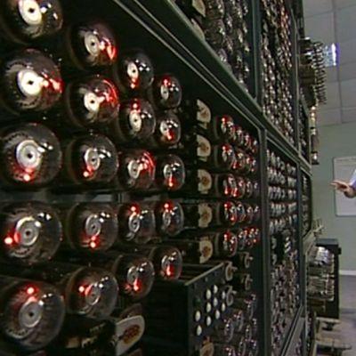Maailman vanhin tietokone