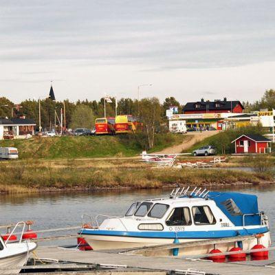 Inarin kirkonkylä